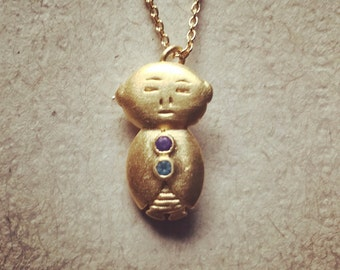 Jizo carries your choice of two birthstones