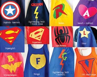 CUSTOM Superhero Dress-Up Cape | Dress  Up Cape | Costume | Halloween | Superhero Costume | Superhero Cape | Peek A Boo Pattern Cape