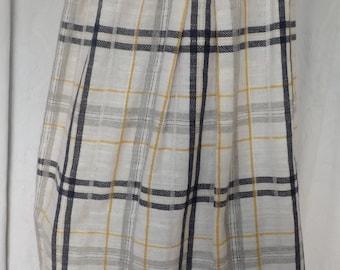 1970s Summer Skirt