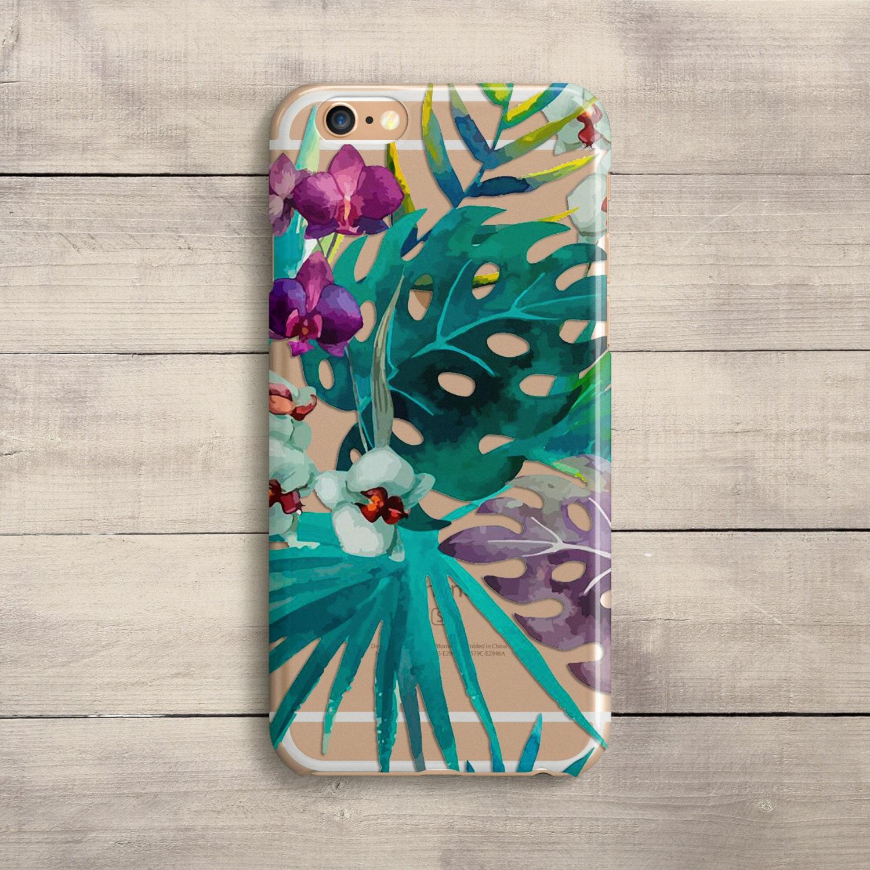coque iphone 5 fleurie