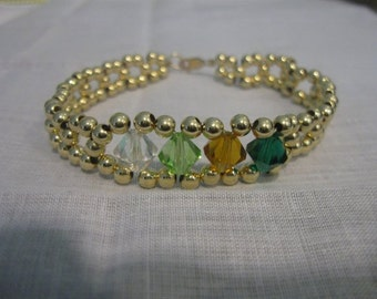 Sentimental family birthstones