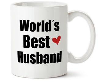 World's Best Husband, Gift for husband, Birthday for husband, Number one husband, Awesome husband, Anniversary gift, Valentine's Day