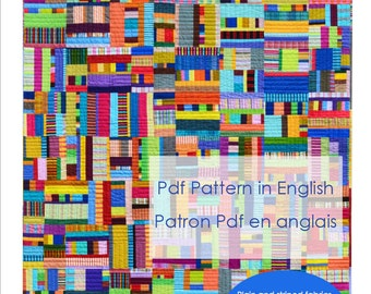 Carnaval, Pdf pattern in English