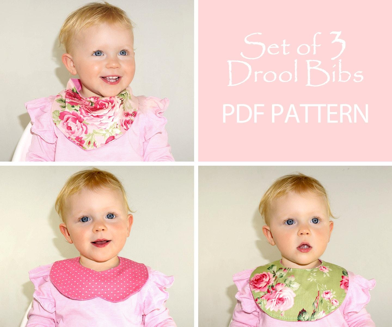 free baby bib pattern pdf