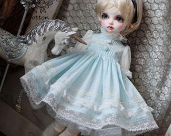 Blue soda, dress for MSD / Rosenlied holiday / slim msd / Yosd / IMDA3.0 girl