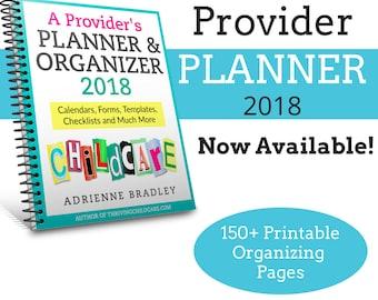 The Provider Planner 2018