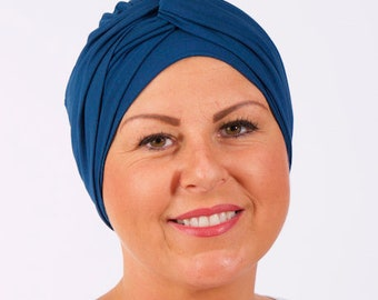 Turban hat, chemo hat, cancer hat, Hat For Hair Loss|Womens chemo hat | chemo headwear | turbans for cancer patients  | cancer hat