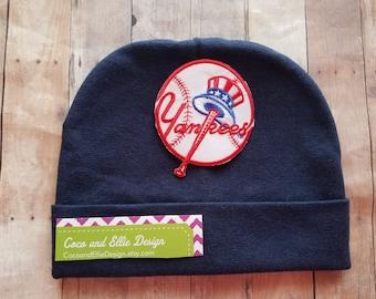 new york yankees hat-new york yankees beanie-new york yankees cap-yankees baby hat-yankees beanie for baby-ny yankees infant hat-yankees hat