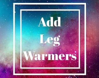 Leg Warmer Add-On