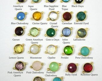 ADD a BIRTHSTONE to my jewelry