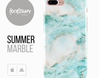 Marble Phone cover, iPhone 6 case, 7 Plus, X, 5S, SE, samsung Galaxy S8 Plus, S6, S7, S7 EDGE S5 unique cell phone gift, UK