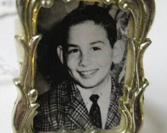 Vintage 1964 Marx Dollhouse Frame Easel Picture Miniature