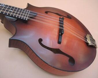 Handcrafted Mandolin