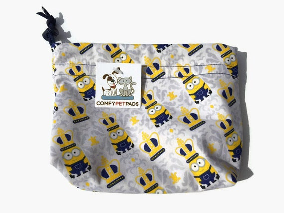Make Up Bag, Kids Toy Bag, Small Drawstring Bag, Gymnastics Grip Bags, Knitting Bag, Leash Holder, Craft Bags, Goody Bags, Dog Treat Pouch