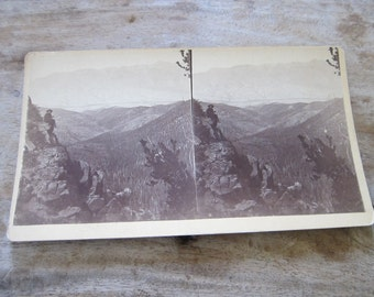 Antique Stereoscope by Charles Goodman, Alder Dulch