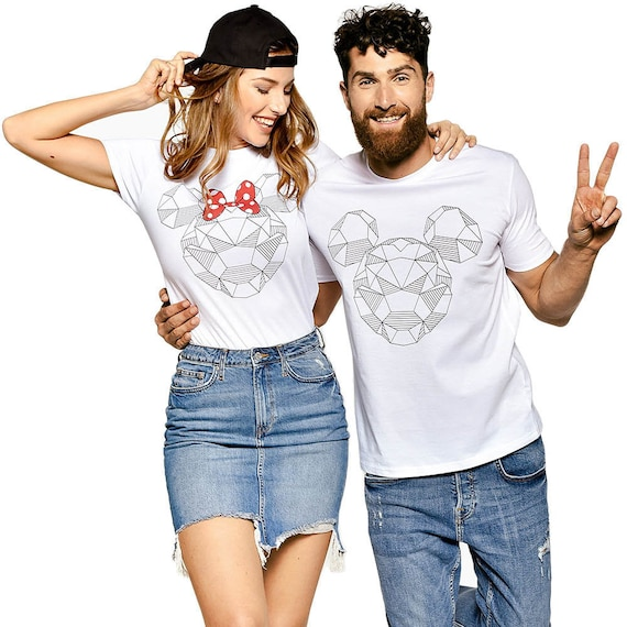 sc 1 st  Etsy & Couple Tees Matching Couple Outfit Couple Set Matching