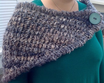 Wool shoulder wrap