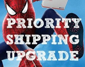 Priority ship upgrade for USA & CANADA