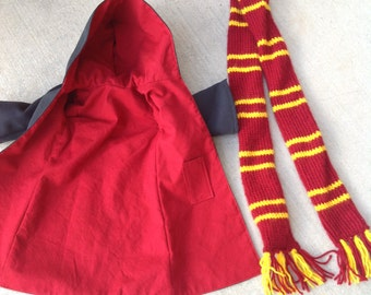 Wizard Scarf for 18 inch dolls