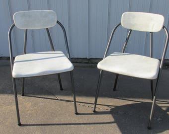Pleasing Mcm Cosco Chair Etsy Creativecarmelina Interior Chair Design Creativecarmelinacom