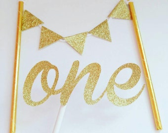 1st birthday, smash cake topper, boho chic, vintage chic