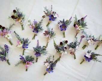 Boutonniere set etsy boutonniere wedding flowers silk flowers wedding boutonniere silk flower boutonniere flower mightylinksfo