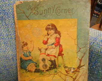 """Hardcover """"A Sunny Day"""" Children's Book"""