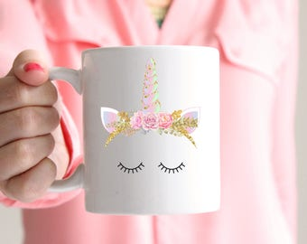 Unicorn mug, unicorn coffee mug, unicorn lover, unicorn coffee cup