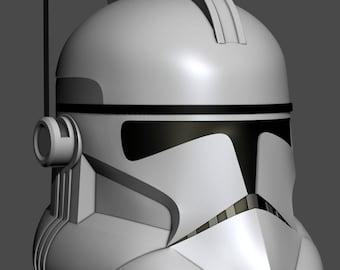 ARC Trooper Helmet 3D printable model