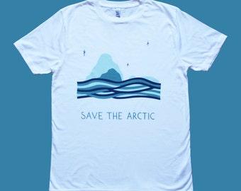 MEDIUM Save The Arctic T-Shirt