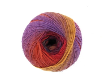 2 Skeins State Fair Wool Yarn - Color 113