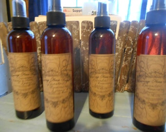 All natural, high quality essential and fragrance oil sprays for room, body, furniture.  Great Mothers Day, Birthday, Christmas gifts.