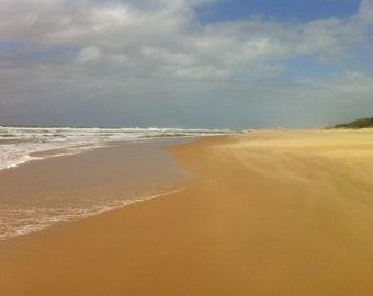 Beach QLD Australia