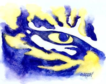 LSU Tiger's Eye
