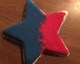 WaterMelon Punch Bath Bomb, Memorial Day, 4th of July, Independence day, Mothers day