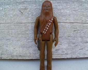 1977 Star Wars Chewbacca Action Figure