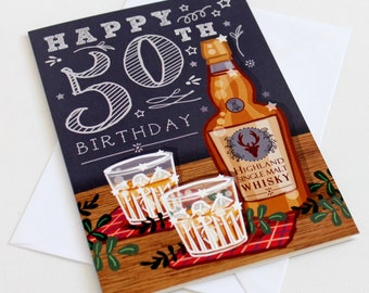 Happy Birthday Male Wine ~ Funny card happy birthday stud birthday card for men rustic