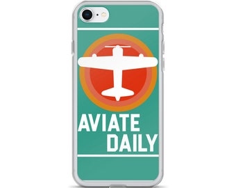 Aviate Daily - iPhone Case