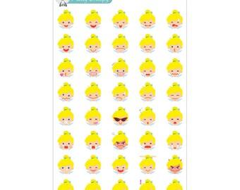 Tinker Bell Emoji Stickers
