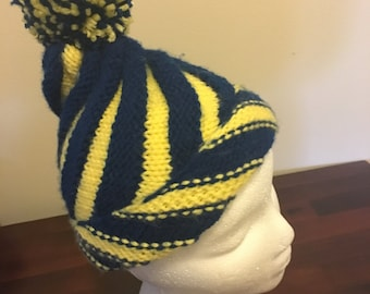 childs spiral U of M hat