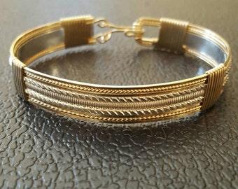 Mixed Metal Bracelet