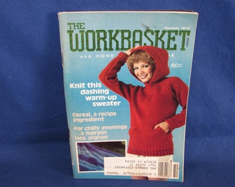 WORKBASKET and Home Arts MAGAZINE October 1979
