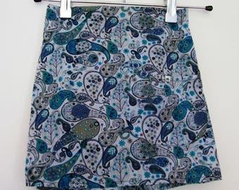 Bohemian skirt for girl
