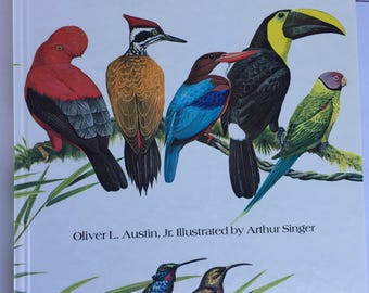Birds of the World by Oliver L. Austin