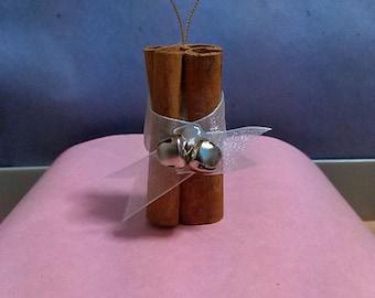 Cinnamon stick ornament