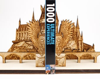 Bookends, School of Witchcraft and Wizardry, Book Ends