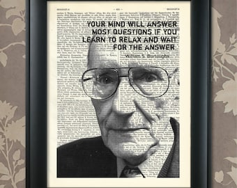 Facts William S Burroughs Quotes Collected Quotes From William S
