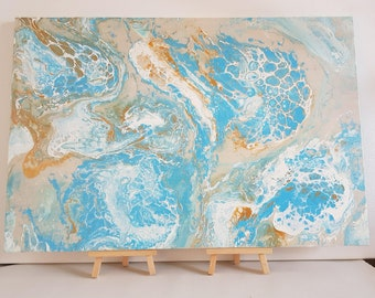 Turtle Bay    Original Acrylic painting