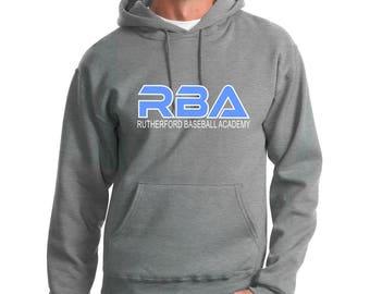 RBA Hoodie-Front Print Only