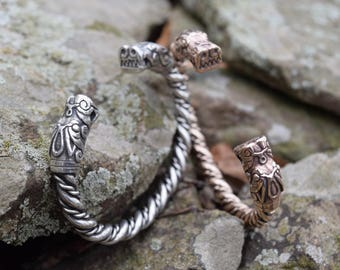 Nordic Dragon Bracelet